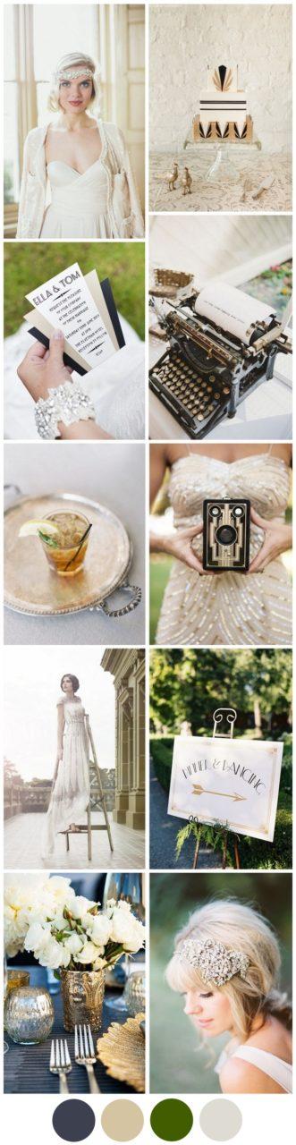Great-Gatsby-Wedding-Theme-Art-Deco-Ideas-2016