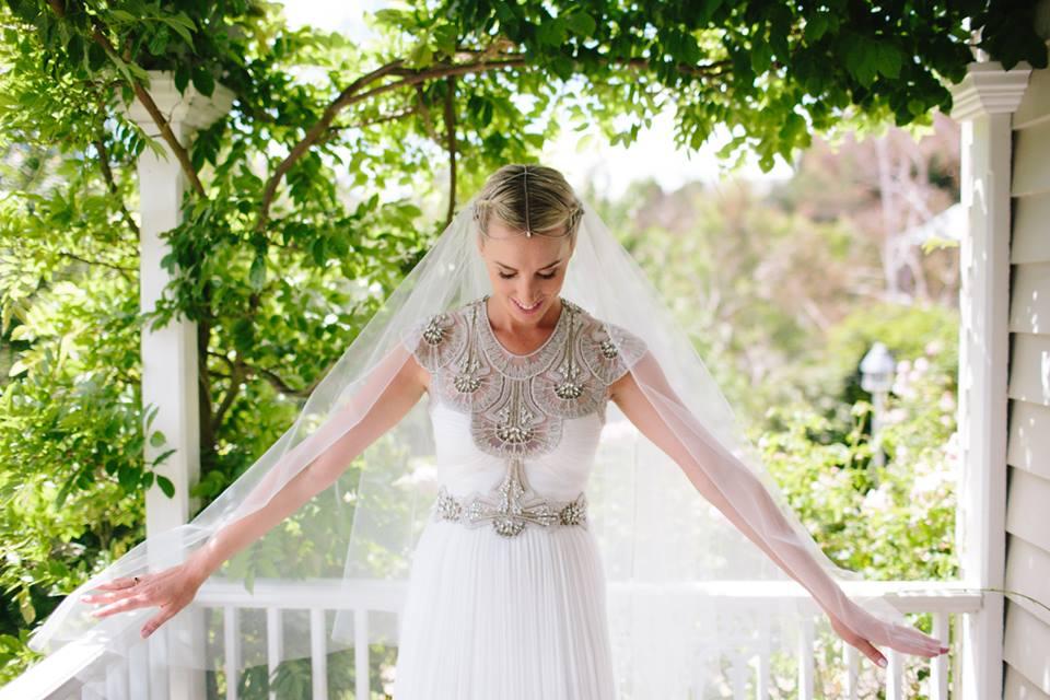 The Very Vintage Wedding Dresses Of Gwendolynne