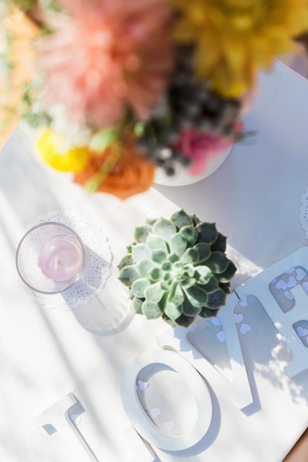 Succulent-Plant-Wedding-Decor-Style