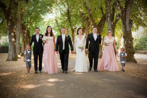 bridal-party-french-destination-wedding