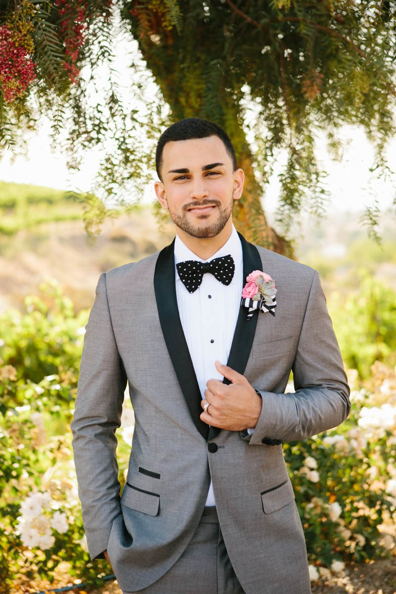 18 Dapper Grooms To Inspire Your Stylish Wedding Suit