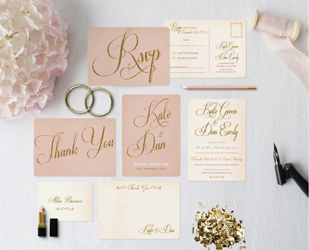 gold-and-blush-pink-wedding-invitation-kerry-harvey