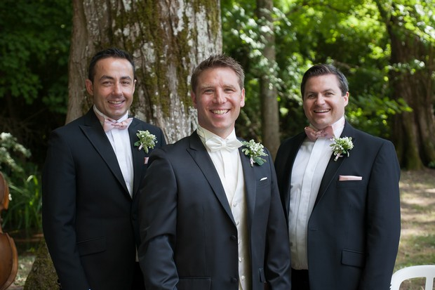 groom-and-groomsmen-in-tuxedos