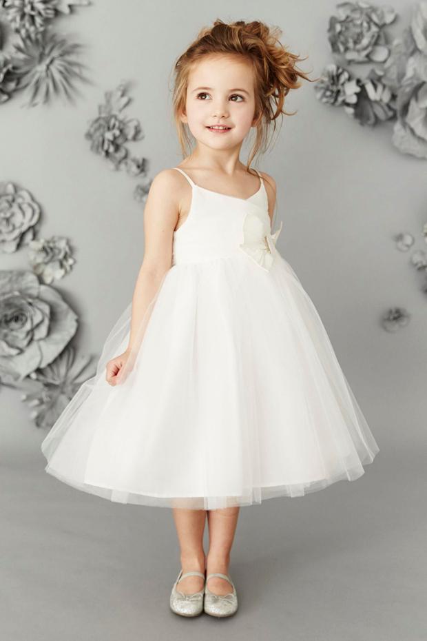 16 Adorable Flower Girl Dresses from the High Street | weddingsonline