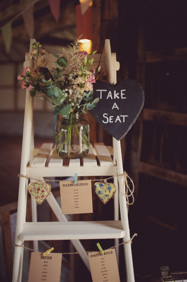 18 Creative Ways To Display Your Wedding Table Plan