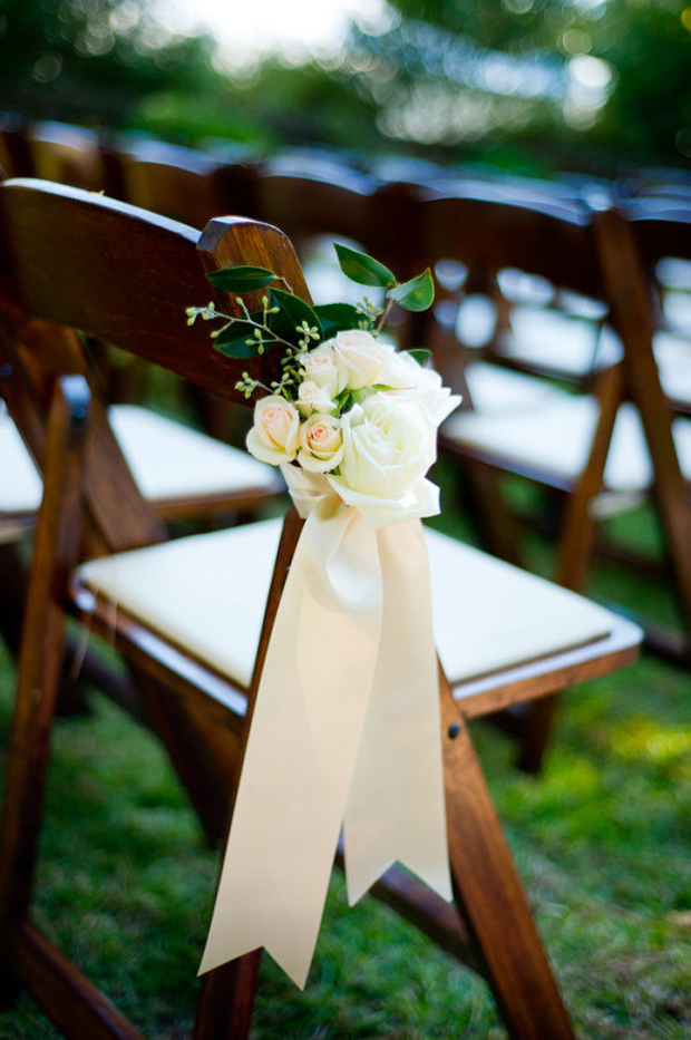 wedding decorations for church chairs aisle style 30 incredibly pretty pew ends weddingsonline 9107