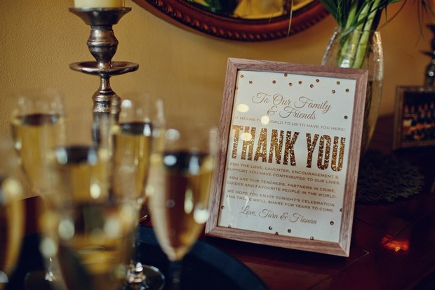 thank-you-gold-wedding-sign-guests