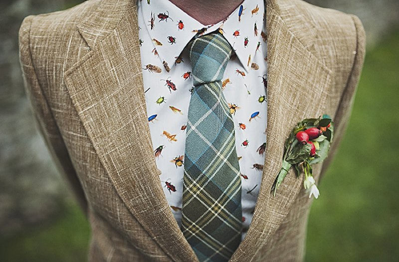 18 Dapper Grooms to Inspire your Stylish Wedding Suit | weddingsonline