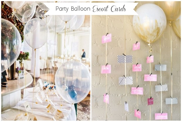 8 amazing ways to include balloons in your wedding day weddingsonline wedding decor ideas balloons name cards weddingsonline junglespirit