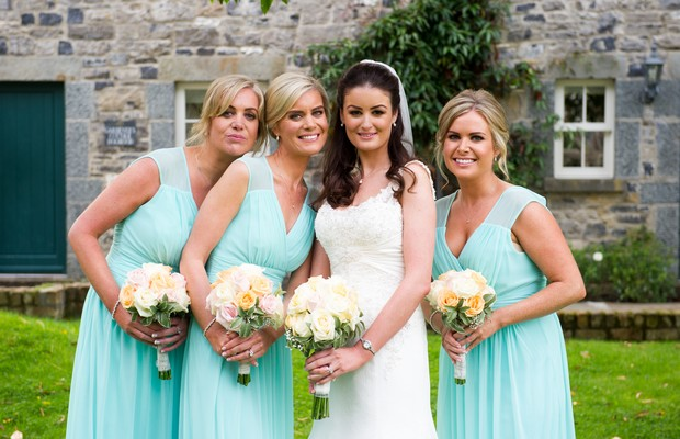23-Bridesmaids-Coastal-Blue-Dessy-Dresses-Real-Wedding
