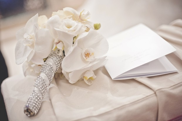 23-crystal-wrapped-white-wedding-bouquet