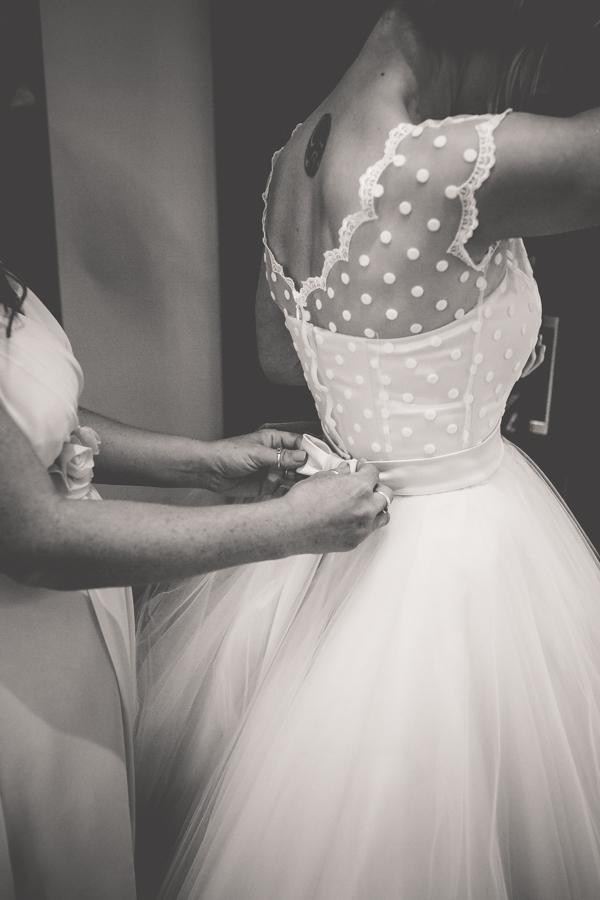 50s-style-polka-dot-tea-length-wedding-dress-candy-anthony-back