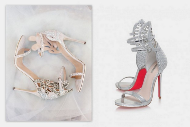 Dream Designer Wedding Shoes For Less Sergio Rossi