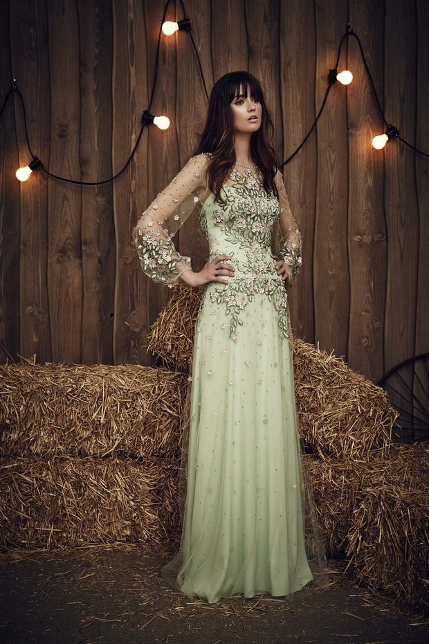Jenny-Packham-2017-Bridal-Collection-Spring-Apache-Celadon-Green