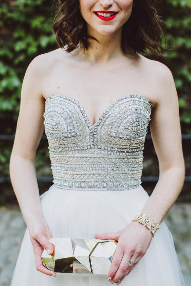 Detalles-vestido-de-boda-digno de desmayo