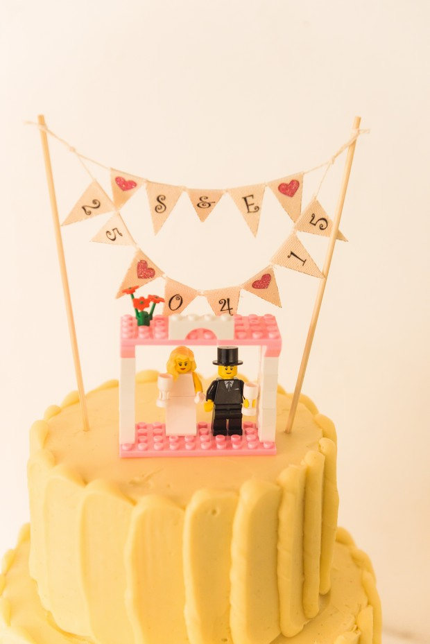 Lego Wedding Cake Topper - Wedding Cake Flavors