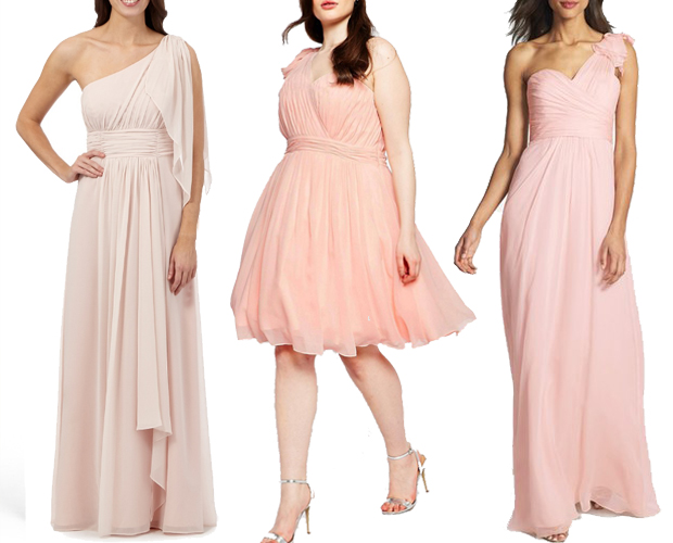 pink-one-shoulder-bridesmaid-dresses (2)