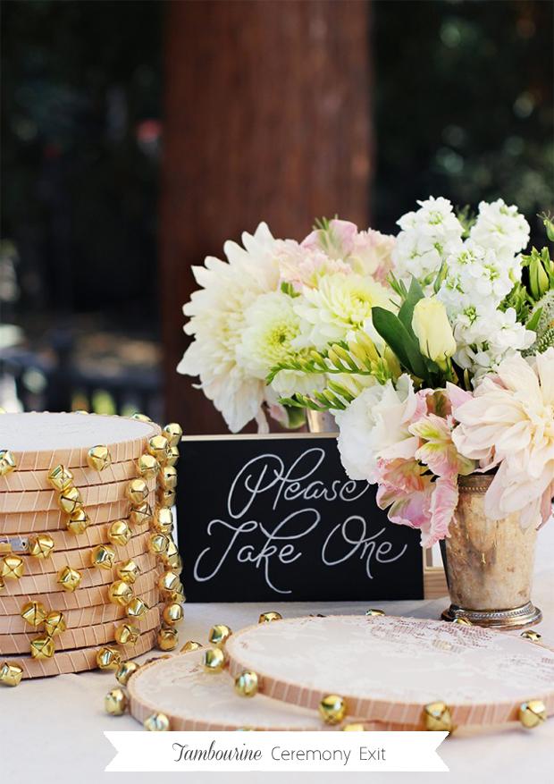 tambourine-ceremony-exit-wedding