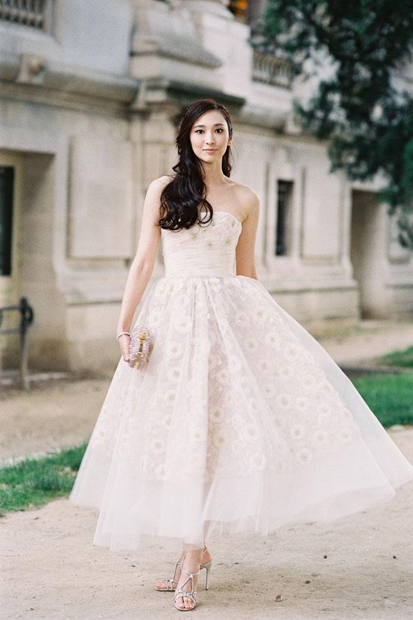 tea-length-wedding-dress-giambattisa-valli-heyweddinglady