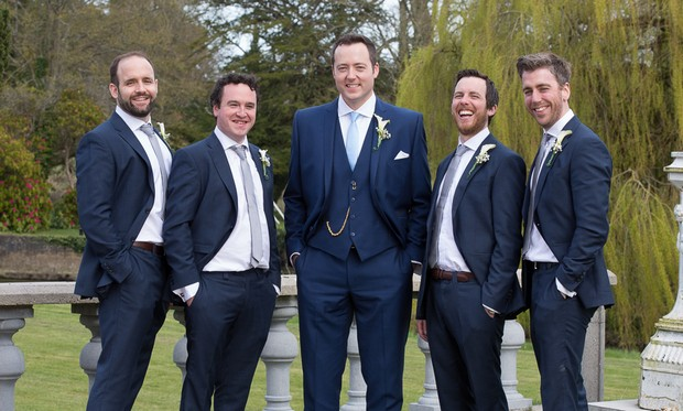 6 Stylish Ways the Groom Can Stand Out | weddingsonline