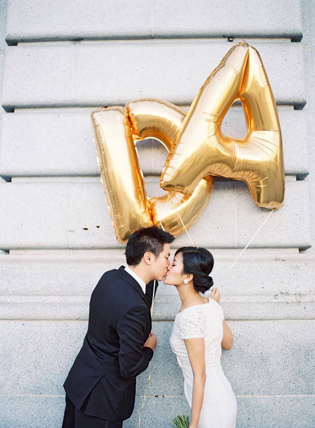 wedding-couple-with-balloon-initials
