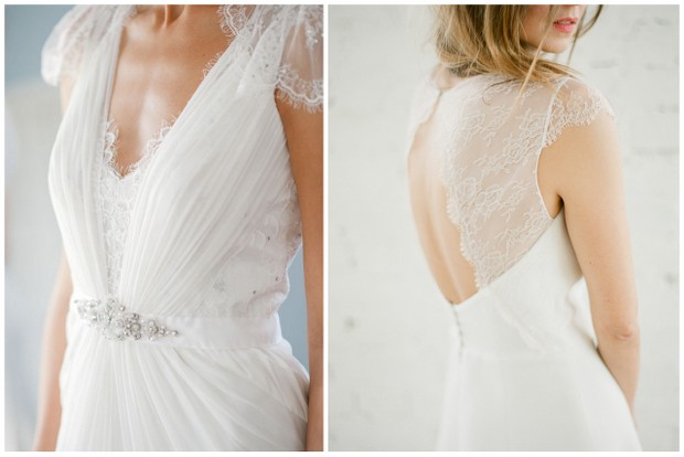 20 Wedding Dress Details Sure to Make you Swoon! | weddingsonline