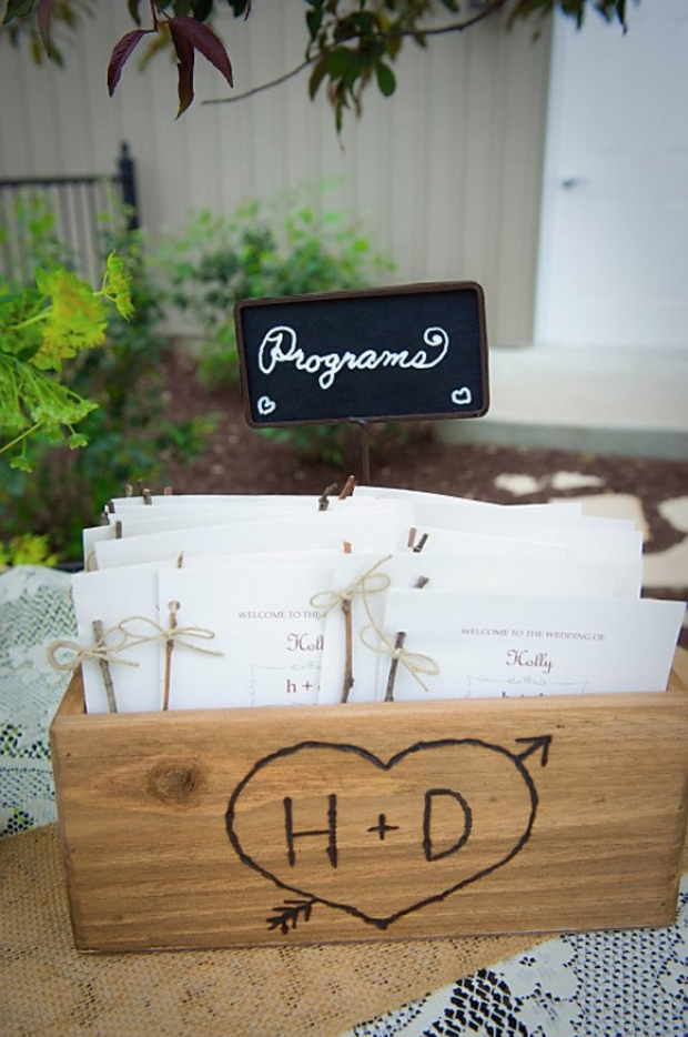 wedding-programme-box-initials