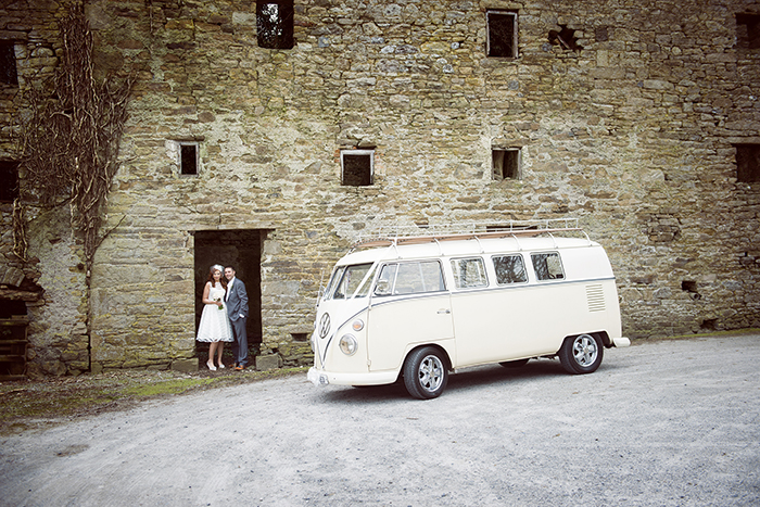 12-Vintage-style-wedding-Ireland-VW-campervan