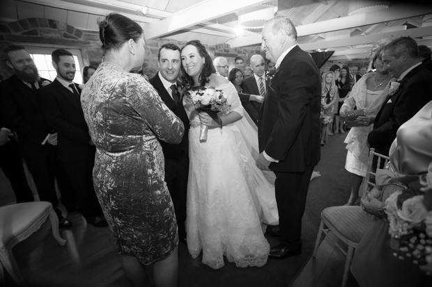 Black-White-Wedding-Ceremony-Photos-Ballymagarvey-Village-weddingsonline (4)