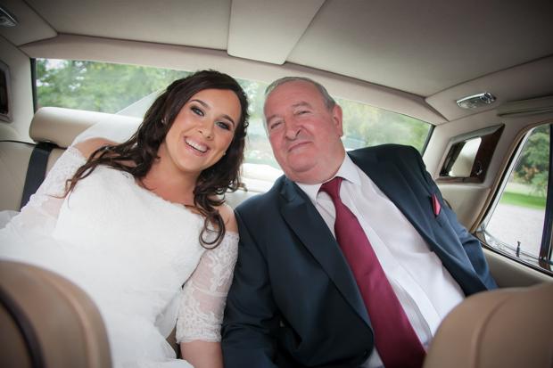 Bride-dad-wedding-car-photo-Hu-OReilly-weddingsonline