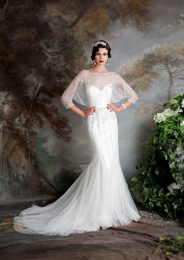 e6008aa35cf7 Eliza Jane Howell - Seriously Swoon-worthy Vintage Inspired Wedding ...