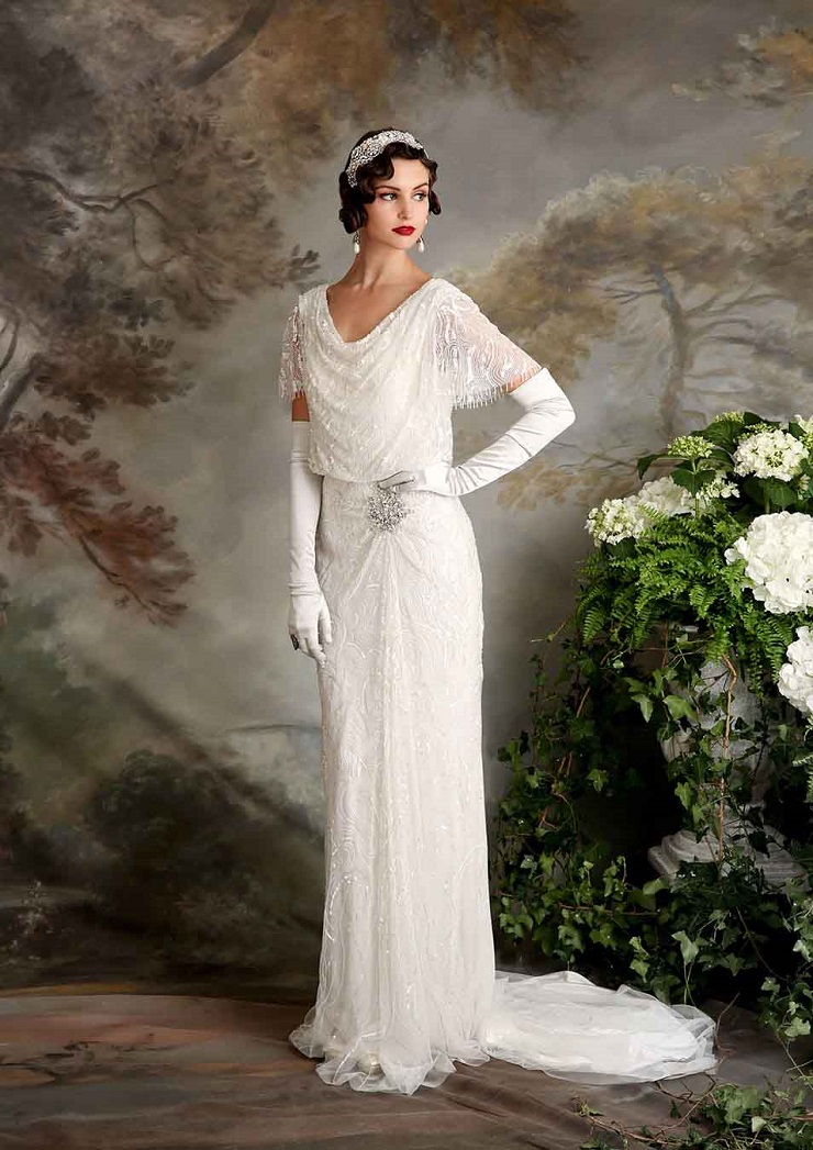 Eliza-Jane-Howell-Florence-Vintage-Style-Vestido-de-novia-Irlanda