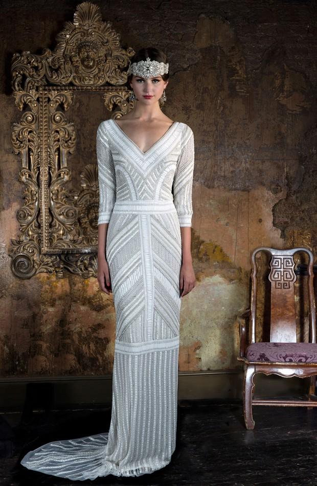 Best Vintage Style Wedding Dress Designers - The Best Flowers Ideas