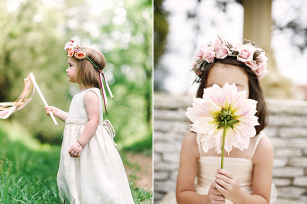 Youre Going to Be a Flower Girl