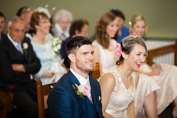 anglers-rest-real-wedding-julie-photo-art-couple-laughing-church