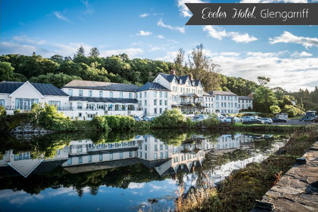 cork wedding venues eccles hotel glengariff