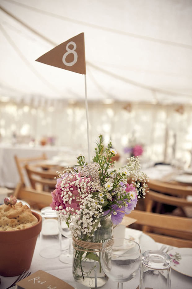 17 Creative Ways To Display Your Wedding Table Numbers