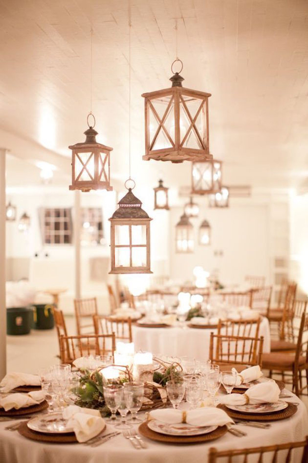 25 Of The Loveliest Ways To Include Lanterns In Your Wedding