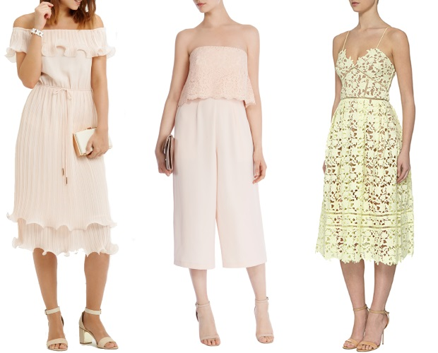pastel dresses for wedding wedding ideas