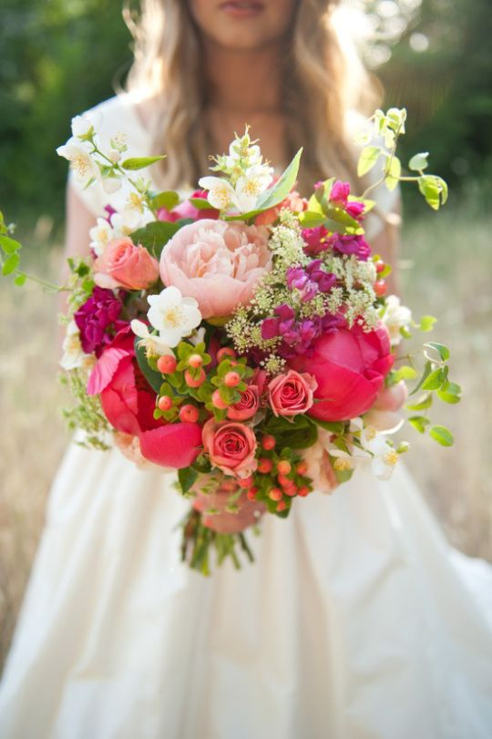 pink-purple-mix-summer-wedding-bouquet-peony-rose