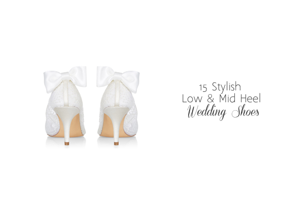stylish-low-and-mid-heel-wedding-shoes
