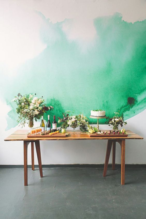 watercolour-green-photo-booth-backdrop