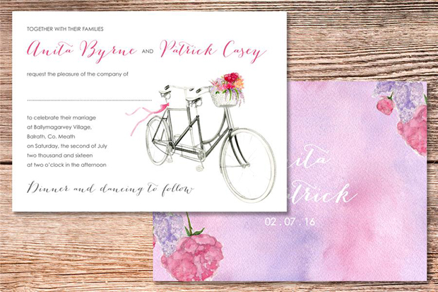 whimsical-illustrated-watercolour-bicycle-wedding-invitation