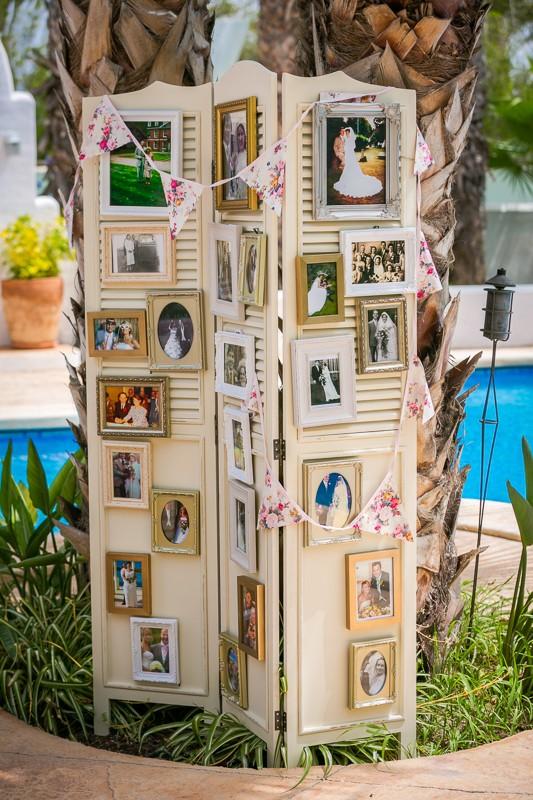 2-family-wedding-photo-display-vintage-french-doors-weddingsonline
