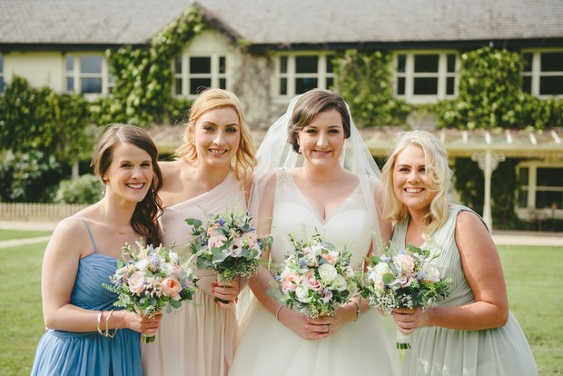 26-Vintage-inspired-bridesmaids-dresses-bouquet-Brooklodge-Emma-Russell-Photography-weddingsonline (1)