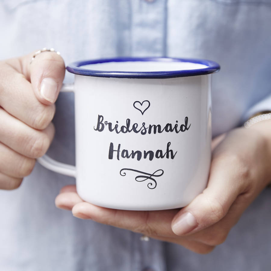 bridesmaid-mug-wedding-gift-modern-enamel-noths