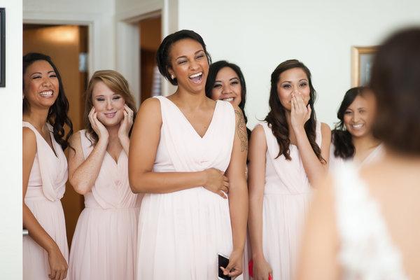 bridesmaid-reaction-first-look-photo-aislinn-kate-photography