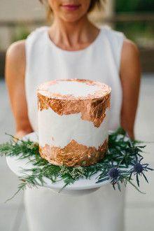 copper-wedding-palette-cake-weddingsonline