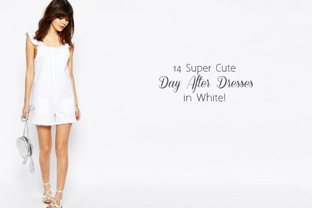 14 Super Cute White Day After Wedding Outfits Under 50