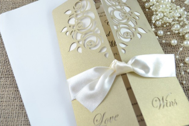 laser-cut-bow-classic-wedding-invitation-foxford-atelier